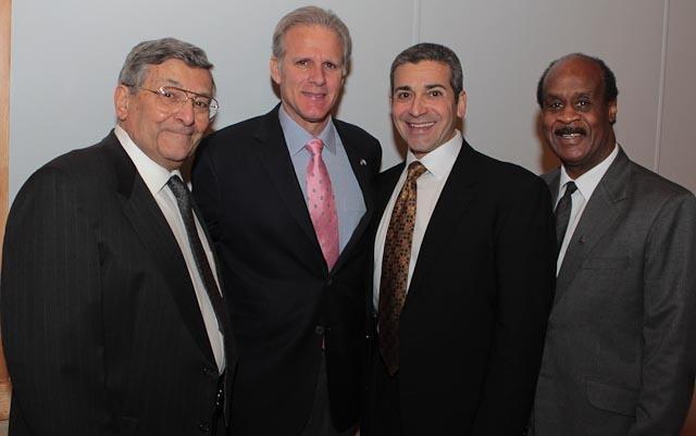Ben  Ike  Sid  Israeli Ambassador